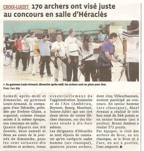 07-12-2011 Le Progres - Concours salle